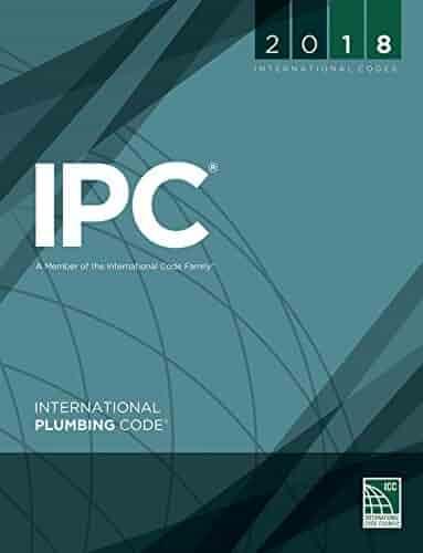 2018 International Plumbing Code (International Code Council Series)