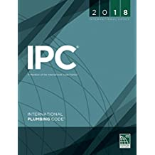 2018 International Plumbing Code (International Code Council Series)