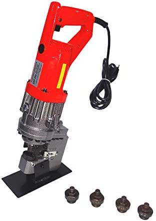 CCTI Electric Hydraulic Hole Puncher - Punching Thickness Up to 1/4