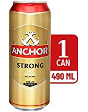 Anchor Strong Pilsner Beer Can, 490ml