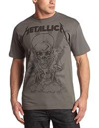 "Men's Metallica ""Pushed Boris"" T-Shirt"
