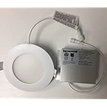 6PACK,EnergyStar&cETL certificated,DOWNLIGHTS,recessed 4inch,700lm,9W>60W,Dimmable,3000K/6PC