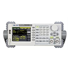 Siglent SDG1025 Function/Arbitrary Waveform Generator, 25MHz, 125MSa/s Sample Rate