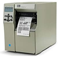 ZEBRA TECHNOLOGIES 102-801-00200 / 105SLPlus Thermal Transfer Printer - Monochrome - Desktop - Label Print / 12.01 in/s Mono - 203 dpi - Fast Ethernet - USB - LCD