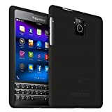 Seidio Surface Case for AT&T Version BlackBerry Passport - Retail Packaging - Black