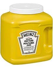 Heinz Yellow Mustard (4 x 2.84 L Jug)