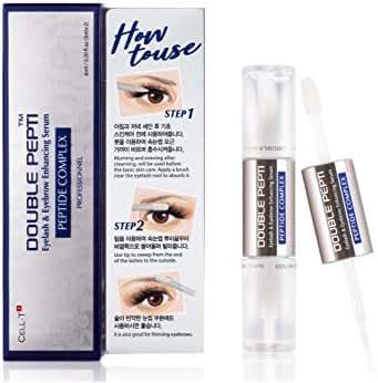 1ea523a2b63 2 bình luận. Từ Mỹ. DOUBLE PEPTI Eyelash & Eyebrow Enhancing Serum -  Natural Growth Enhancer for Long, Luscious ...