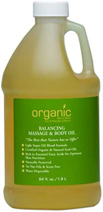 Balancing Massage and Body Oil - 64 oz
