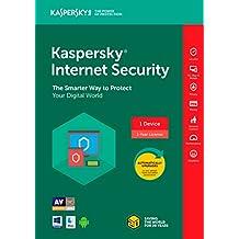 Kaspersky Internet Security 2018 | 1 Device | 1 Year [Key Code]