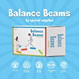 Special Supplies Balance Beams Stepping Stones for