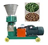 INTBUYING Farm Animal Pellet Mill Machine Chicken