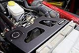 Mishimoto MMBCC-WR6-07PBE2 Black Jeep Wranlger JK