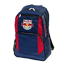MLS New York Red Bulls Closer Backpack, One Size, Multicolor