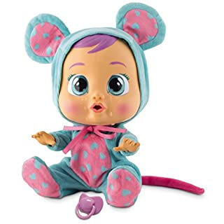 Cry Babies Lala The Mouse, Baby Doll, Multi-Coloured