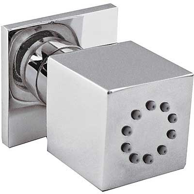 Three Griferia m93546 – Shower Side Three Anti-Limescale Square 9134515