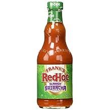 FRANK'S REDHOT Slammin Sriracha Chili Sauce, 354ml