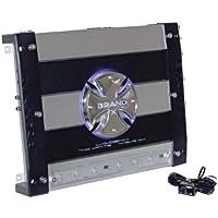 Brand-X L105X4 740-Watt 4-Channel Mosfet Amplifier