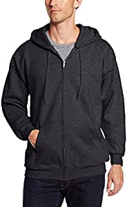 Hanes Men's Full Zip Ultimate Heavyweight Fleece Ho