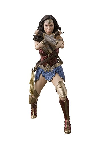 Wonder+Woman Products : Bandai Tamashii Nations S.H. Figuarts Wonder Woman Justice League Action Figure
