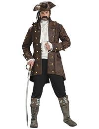Forum Novelties Men's Buccaneer Jacket Pirate Costume