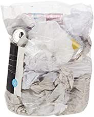 AmazonCommercial 4 Gallon Bathroom Trash Bin Liners - 0.5 MIL - 100 Count