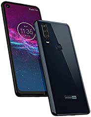 Smartphone Motorola One Action Azul Denim, Motorola, Modelo XT2013-1, 128 GB, 6.34'', Az