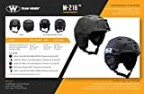 M-216 Backcountry Ski Search & Rescue Helmet with