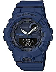 Casio G-Shock Mens Watch Blue 48.6mm Resin GBA800-2A