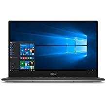 Dell XPS9360-1718SLV 13.3-Inch Laptop (7th Gen Intel Core i5, 8GB RAM, 128 GB SSD, Windows 10), Silver