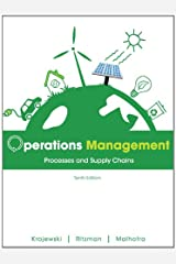 Operations Management: Processes and Supply Chains (10th Edition) Hardcover
