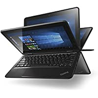 2017 Newest Lenovo Thinkpad Yoga 11.6 HD IPS Touchscreen Convertible Ultrabook - Intel Celeron Quad-Core N3150 Up to 2.08GHz, 4GB DDR3, 128GB SSD, HD Webcam, HDMI, 802.11ac, Bluetooth, Windows 10 Pro