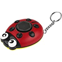 WYAO 130dB person alarm,Siren song SOS Personal Security Alarm could as Self-defense Alarm/Built-in Speaker/Strobe light /flashlight /Hangings with Wrist Strap for kid,women and who works on night