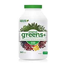 GENUINE HEALTH GREENS+ 360 CAPS