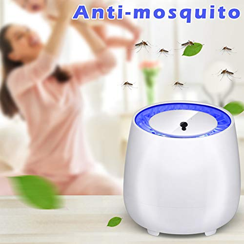 Martinimble Electric Mosquito Killer Lamp Anti Mosquito Trap LED Night Light Pest Repeller