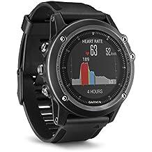 Garmin 010-01338-71 Fenix 3 HR Sapphire Smart Watch