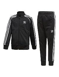 adidas Originals Boys Little Boys Trefoil SST Track Suit
