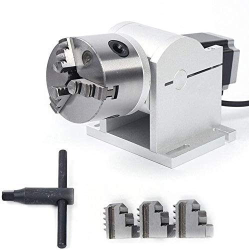 CNC Hollow Shaft Milling Machine Rotational Axis