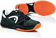Head Grid 2.0 Black/White Men's Indoor Court Shoes (