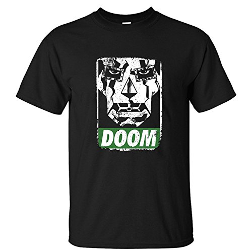 Doctor+Doom+shirts Products : WASH Fantastic 4 Dr. Doom Mask Men T Shirt Short Sleeves