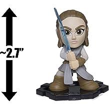 """Rey: ~2.7"""" Funko Mystery Minis x Star Wars - The Last Jedi Mini Bobblehead Figure (20247)"""