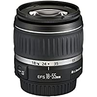 Canon EF-S 18-55mm f/3.5-5.6 III Lens - NON Image Stabilizer (NON IS)