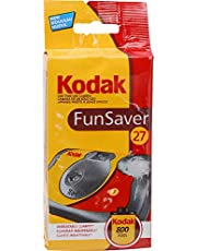 Kodak Funsaver 800 Wegwerpcamera, Zwart