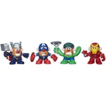 Mr. Potato Head Marvel Mixable Mashable Heroes Super Hero Collector Pack (Avengers)