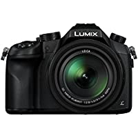 Panasonic LUMIX DMC-FZ1000 Camera, 21.1 Megapixel, 1-inch Sensor, 4K Video, Leica Lens 16X F2.8-4.0 Zoom (Black) Explained Review Image