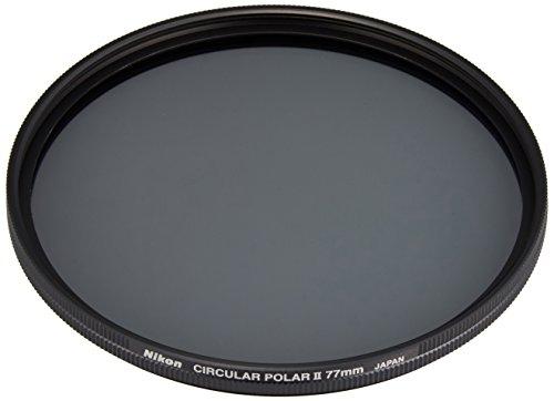 Nikon 77mm Wide Circular Polarizer II Filter