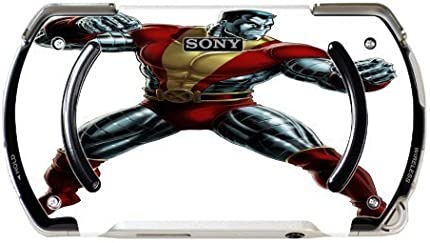 Comic Book Hero PSP Go Vinyl Decal Sticker Skin by Compass Litho by Compass Litho