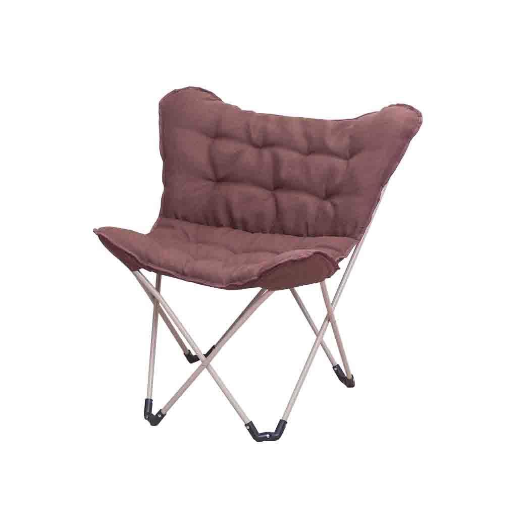QZ HOME Stühle, Klappstuhl Sonnenliege Computer Stuhl Hilfsstuhl Sessel Fauler Stuhl Einfach Im Freien Haushalt (Farbe   grau-1)