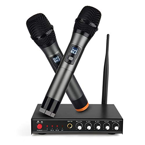 UHF Wireless Microphone SystemFrunsi