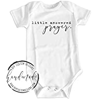 2102de6f6 Coming Home Outfit, Little Answered Prayer Baby Onesies®, Baby Bodysuit