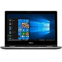 Dell Inspiron 13 inch 1920 x 1080 Touch Screen Laptop Intel Core i3-7100U 2.5 GHz 16GB Memory 1TB 5400 RPM HDD 720p webcam Bluetooth 4.1 USB 3.0 HDMI 802.11ac Gray Windows 10
